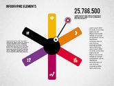 Shapes: Platte ontwerp voorwerpen set #01931