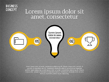Idea Generation Concept, Slide 11, 01932, Business Models — PoweredTemplate.com