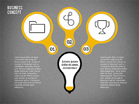 Idea Generation Concept, Slide 12, 01932, Business Models — PoweredTemplate.com