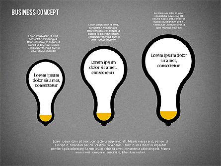 Idea Generation Concept, Slide 15, 01932, Business Models — PoweredTemplate.com