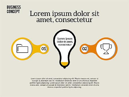 Idea Generation Concept, Slide 3, 01932, Business Models — PoweredTemplate.com