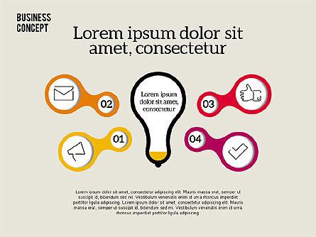 Idea Generation Concept, Slide 5, 01932, Business Models — PoweredTemplate.com