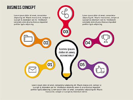 Idea Generation Concept, Slide 6, 01932, Business Models — PoweredTemplate.com