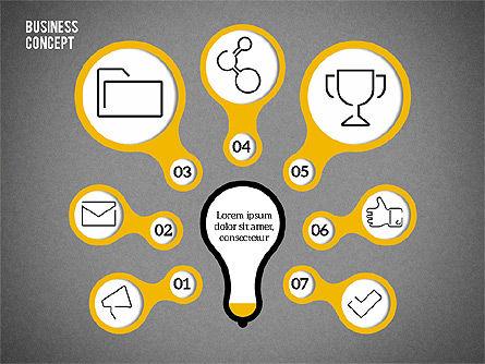 Idea Generation Concept, Slide 9, 01932, Business Models — PoweredTemplate.com