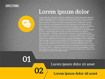 Colorful Number Options, Slide 16, 01933, Business Models — PoweredTemplate.com