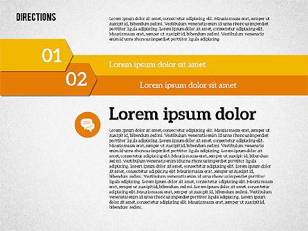 Colorful Number Options, Slide 2, 01933, Business Models — PoweredTemplate.com