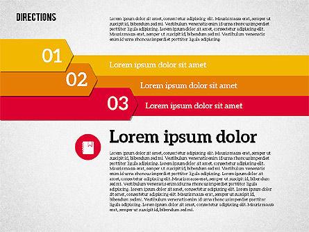 Colorful Number Options, Slide 3, 01933, Business Models — PoweredTemplate.com