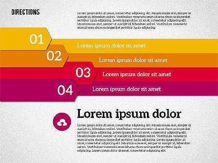 Colorful Number Options, Slide 4, 01933, Business Models — PoweredTemplate.com