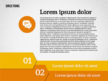 Colorful Number Options, Slide 8, 01933, Business Models — PoweredTemplate.com