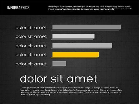 Diagrams Tool Kit in Flat Design, Slide 10, 01935, Business Models — PoweredTemplate.com