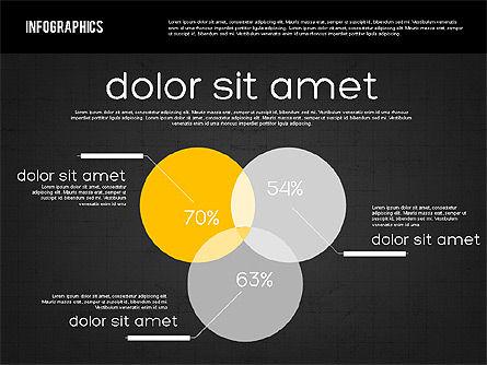 Diagrams Tool Kit in Flat Design, Slide 14, 01935, Business Models — PoweredTemplate.com