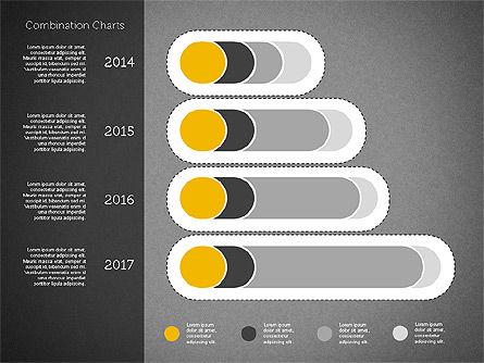 Stacked Bar Chart Toolbox, Slide 11, 01937, Business Models — PoweredTemplate.com