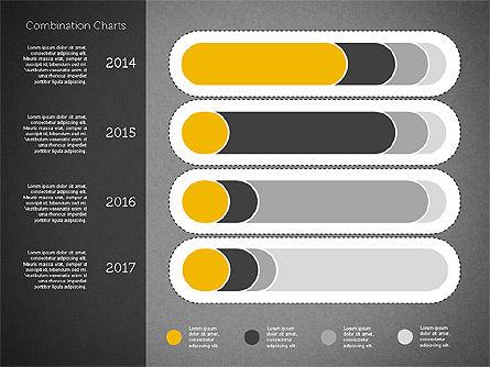 Stacked Bar Chart Toolbox, Slide 13, 01937, Business Models — PoweredTemplate.com