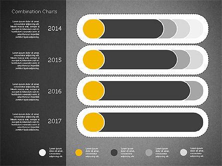Stacked Bar Chart Toolbox, Slide 14, 01937, Business Models — PoweredTemplate.com