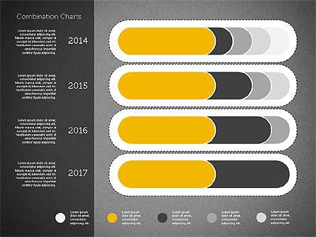 Stacked Bar Chart Toolbox, Slide 15, 01937, Business Models — PoweredTemplate.com