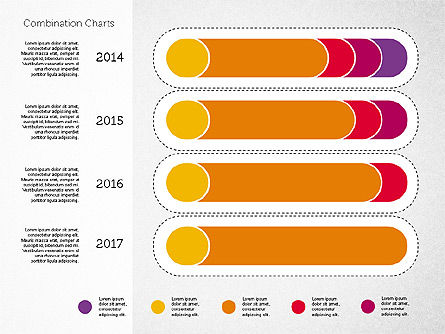 Stacked Bar Chart Toolbox, Slide 6, 01937, Business Models — PoweredTemplate.com