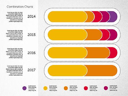 Stacked Bar Chart Toolbox, Slide 7, 01937, Business Models — PoweredTemplate.com