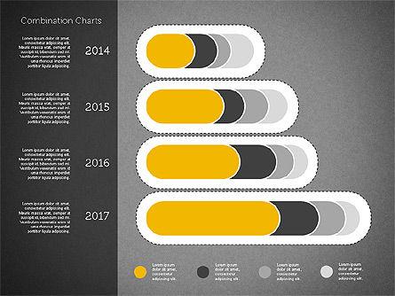 Stacked Bar Chart Toolbox, Slide 9, 01937, Business Models — PoweredTemplate.com