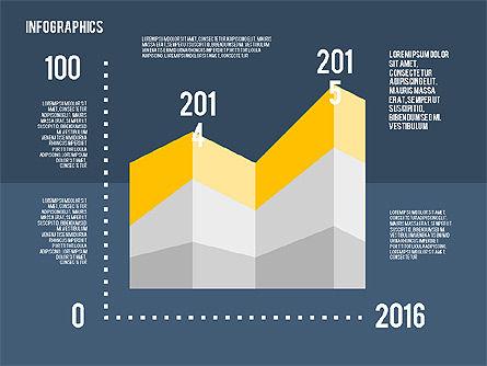 Infographics Toolbox in Flat Design, Slide 10, 01945, Presentation Templates — PoweredTemplate.com