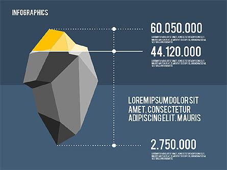 Infographics Toolbox in Flat Design, Slide 13, 01945, Presentation Templates — PoweredTemplate.com