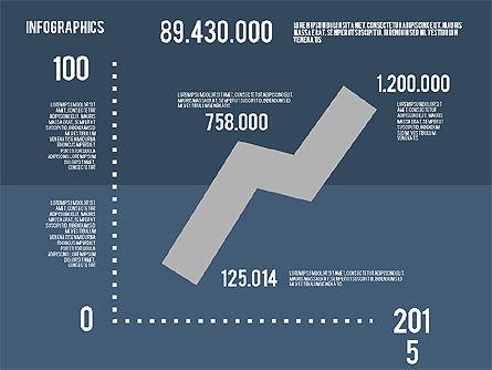 Infographics Toolbox in Flat Design, Slide 14, 01945, Presentation Templates — PoweredTemplate.com