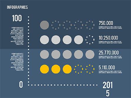 Infographics Toolbox in Flat Design, Slide 16, 01945, Presentation Templates — PoweredTemplate.com
