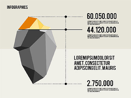 Infographics Toolbox in Flat Design, Slide 5, 01945, Presentation Templates — PoweredTemplate.com