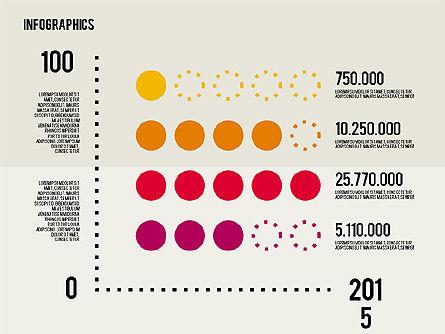Infographics Toolbox in Flat Design, Slide 8, 01945, Presentation Templates — PoweredTemplate.com