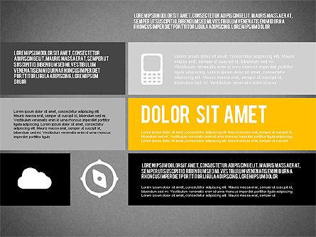 Presentation in Windows Interface Style, Slide 12, 01951, Presentation Templates — PoweredTemplate.com