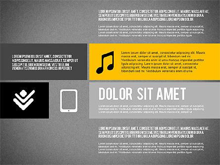 Presentation in Windows Interface Style, Slide 15, 01951, Presentation Templates — PoweredTemplate.com