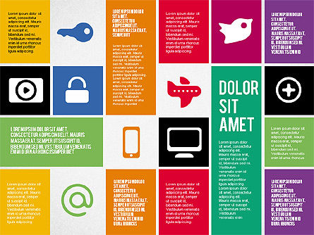 Presentation in Windows Interface Style, Slide 8, 01951, Presentation Templates — PoweredTemplate.com