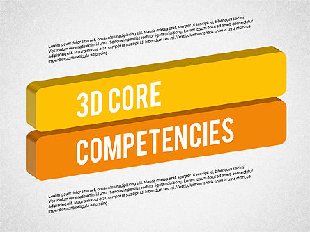 Business Models: 3D Core Competency #01957