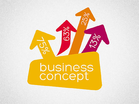 Shapes: Creative Business Concept Shapes #01958