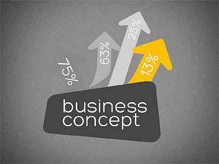 Creative Business Concept Shapes, Slide 9, 01958, Shapes — PoweredTemplate.com