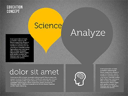 Education Concept Presentation, Slide 10, 01959, Education Charts and Diagrams — PoweredTemplate.com