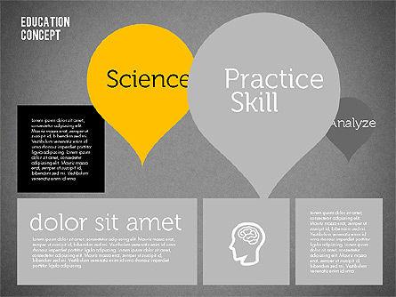 Education Concept Presentation, Slide 11, 01959, Education Charts and Diagrams — PoweredTemplate.com