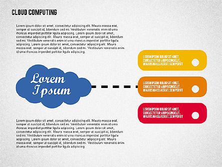 Cloud Computing Presentation, Slide 3, 01960, Business Models — PoweredTemplate.com