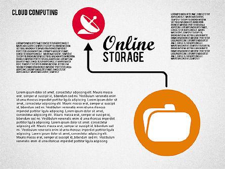Cloud Computing Presentation, Slide 4, 01960, Business Models — PoweredTemplate.com