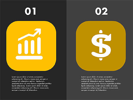 Marketing Mix with Icons, Slide 15, 01962, Business Models — PoweredTemplate.com