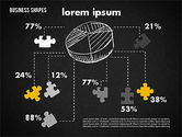 Pie Chart and Puzzles#13