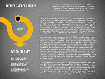 Governance Strategy Diagram, Slide 13, 01972, Business Models — PoweredTemplate.com