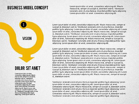 Governance Strategy Diagram, Slide 5, 01972, Business Models — PoweredTemplate.com