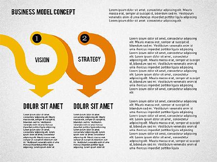 Governance Strategy Diagram, Slide 6, 01972, Business Models — PoweredTemplate.com