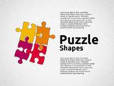 Puzzle Diagrams: Puzzle tema apresentação #01980