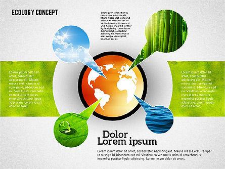 Ecology Presentation Concept, Slide 3, 01983, Business Models — PoweredTemplate.com