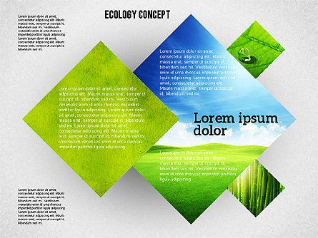 Ecology Presentation Concept, Slide 4, 01983, Business Models — PoweredTemplate.com