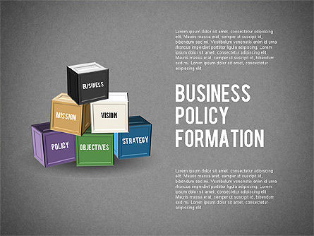 Business Policy Formation, Slide 9, 01984, Business Models — PoweredTemplate.com