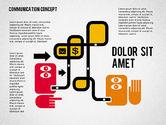 Process Diagrams: Concepto de procesos empresariales #01987