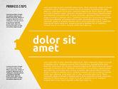 Stage Diagrams: Presentación de 3 Pasos #01991