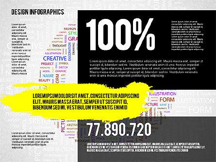 Design Buzzwords Concept Presentation, Slide 2, 01993, Presentation Templates — PoweredTemplate.com